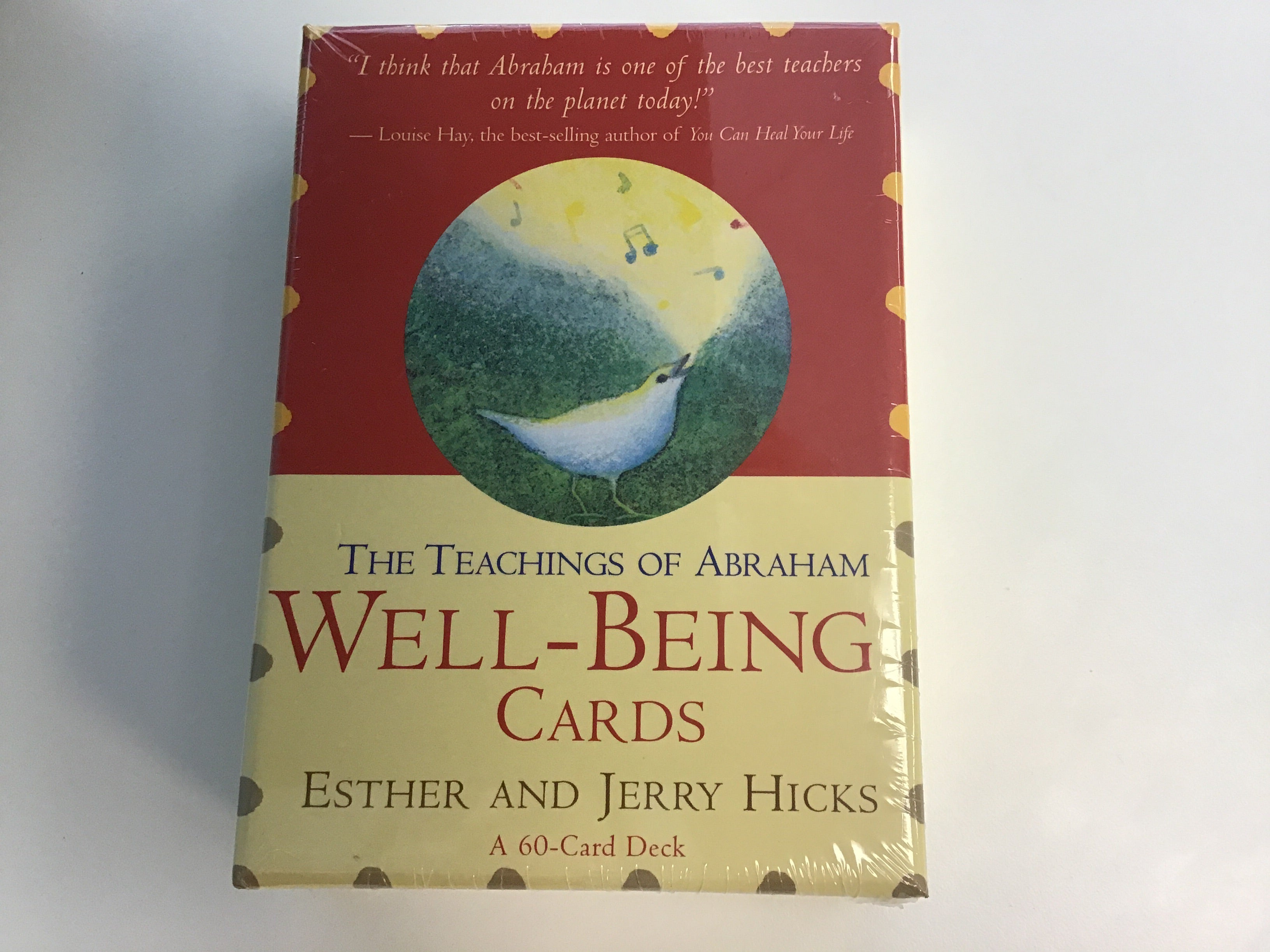 Abraham Hicks Well-Being Cards