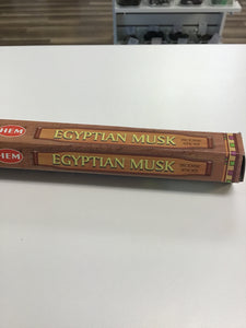 Egyptian musk Incense