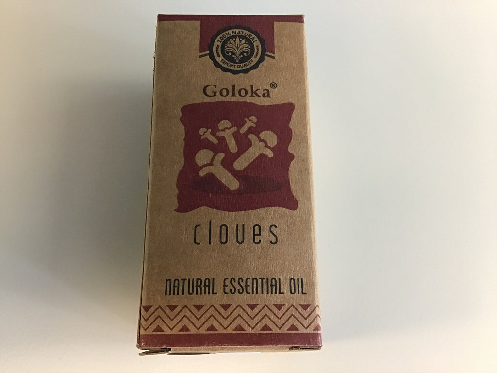 Goloka Essential Oil - Clove