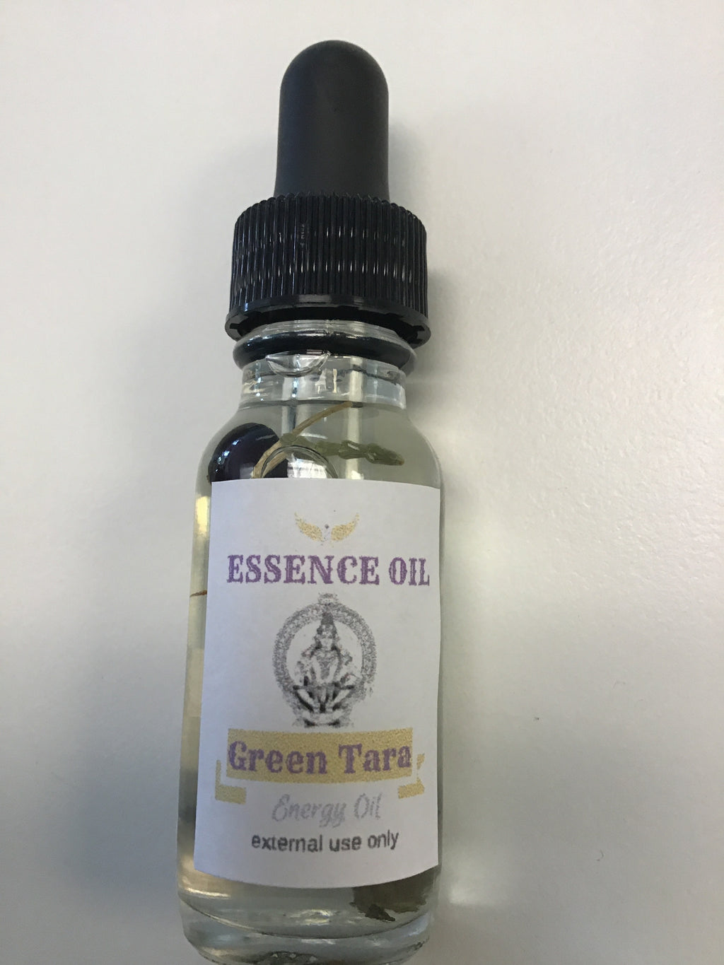 Green Tārā essence oil