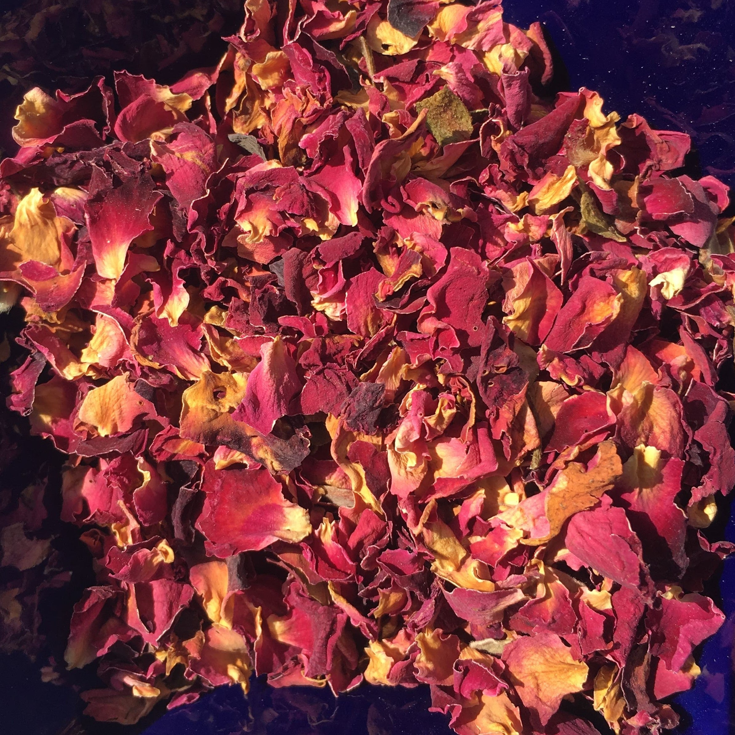 Rose Petals Loose Herb