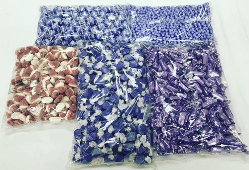 Lavender Candy Package 11LBS