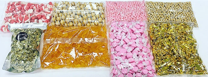 Royal Princess Theme Candy Package 20LBS