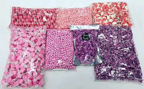 Light Pink Candy Package 15LBS