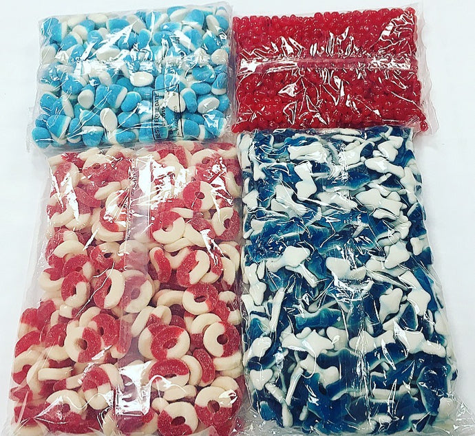 Nautical Theme Candy Package 13.5LBS