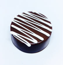 Chocolate Covered Oreos with Drizzle - 12 Count
