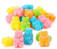 Bright Neon Gummy Bears 5.0LB