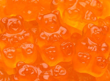 Orange Gummy Bears - 5LB