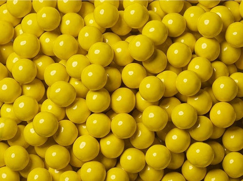 Sixlets Milk Chocolate Balls 2LB - Yellow