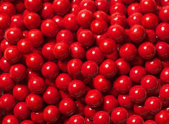 Sixlets Milk Chocolate Balls 2LB - Red