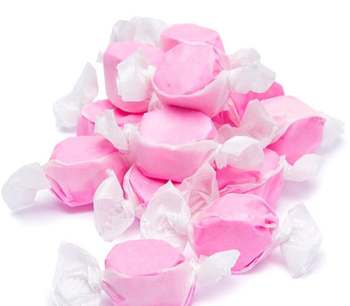 Pink Strawberry Salt Water Taffy 3LB