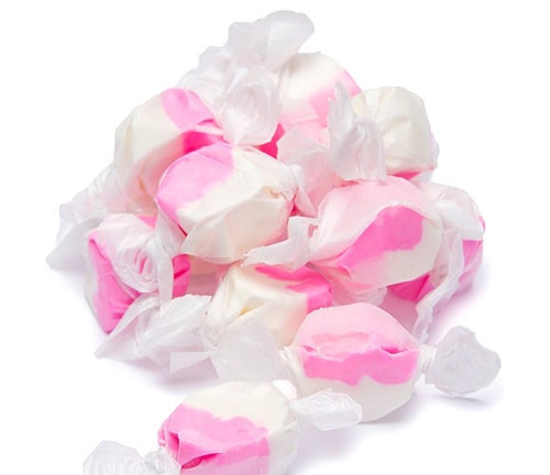 Strawberries & Cream Salt Water Taffy 3LB