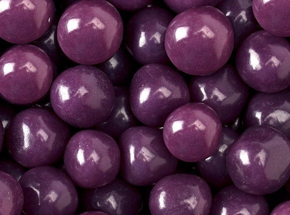 Chewy Fruit Sour Balls - Grape 5LB