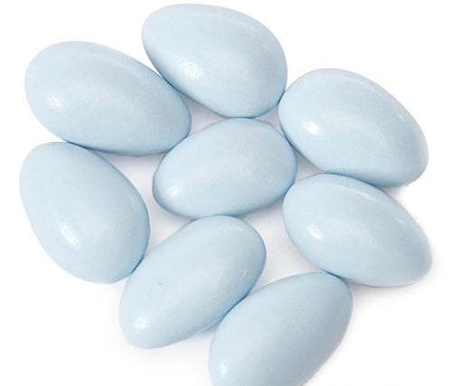 Jordan Almonds - Pastel Blue 2.5LBS