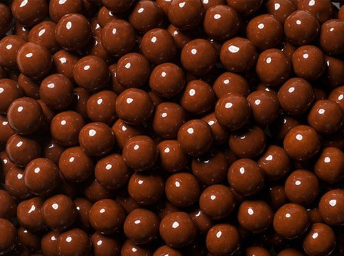 Sixlets Milk Chocolate Balls 2LB - Brown