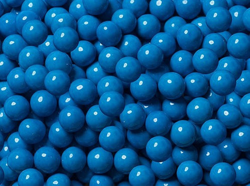 Sixlets Milk Chocolate Balls 2LB - Azure Blue