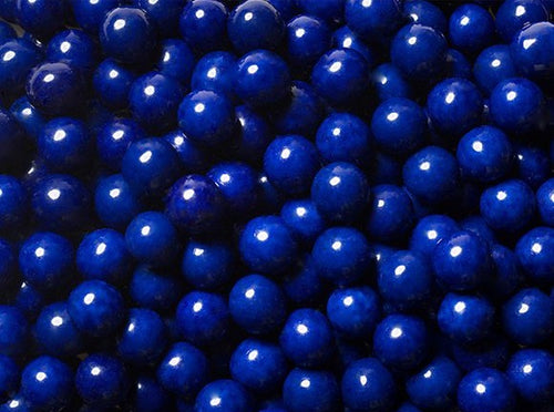 Sixlets Milk Chocolate Balls 2LB - Navy Blue