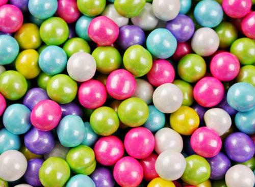 Sixlets Milk Chocolate Balls 2LB - Spring Mix