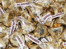 Hershey's Kisses Gold w/ Almonds - 4.2lbs