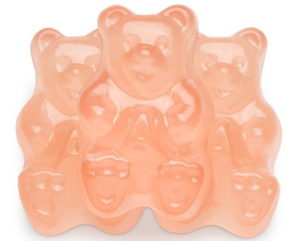 Gummy Bears Pink Grapefruit - 5LB
