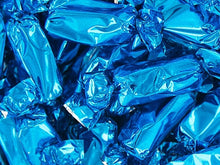 Metallic Foil Caramels Royal Blue - 2 LBS