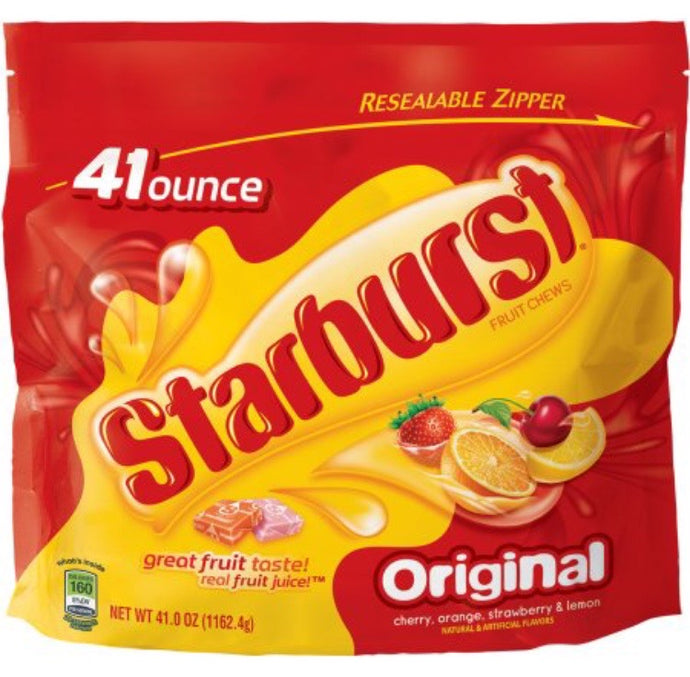 Starburst Candy - 41 Ounce Bag