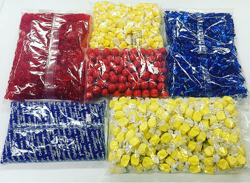Superman Theme Candy Package 16LBS