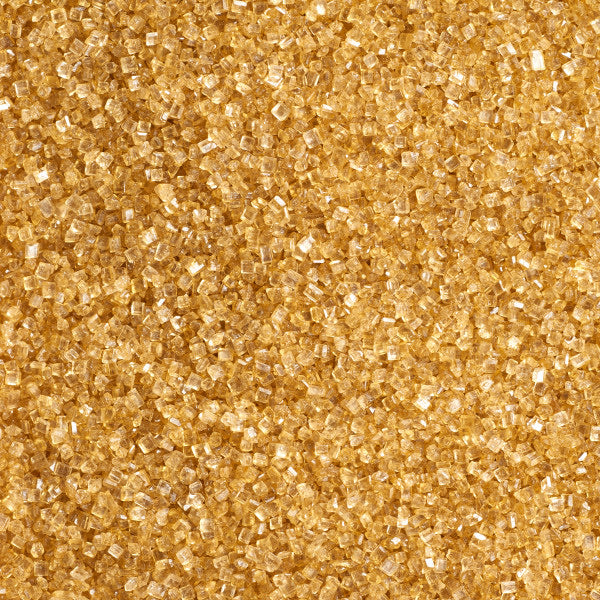 Gold Sanding Sugar - 4.35oz