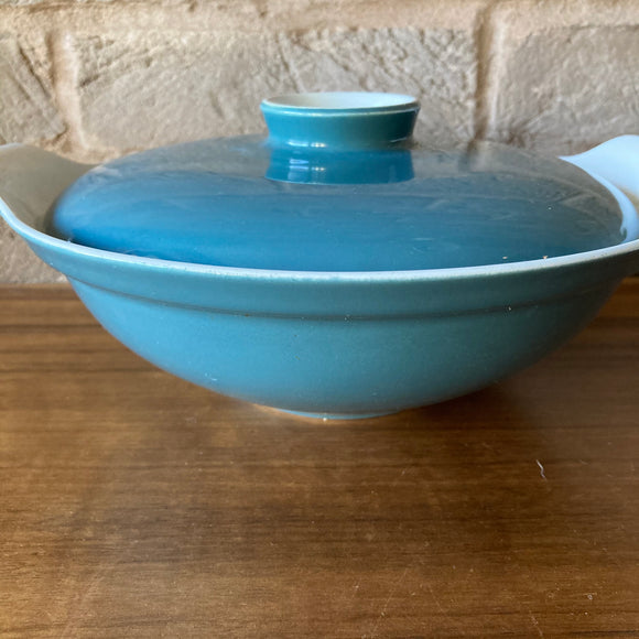 Poole Pottery Blue Moon Lidded Tureen