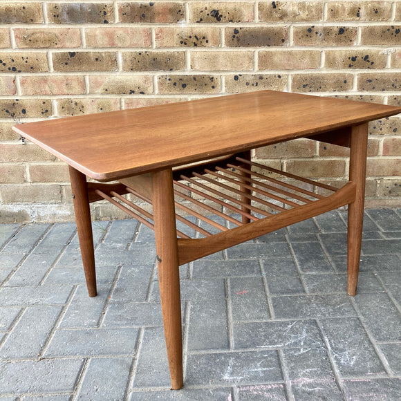 Vintage Coffee Table, design Ib Kofod-Larsen for G-Plan