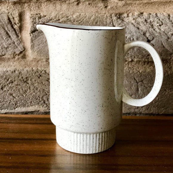 Poole Potter 'Broadstone' Milk Jug Compact shape