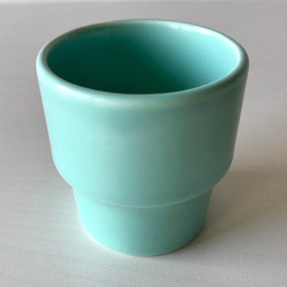 Poole Pottery  Egg Cup, Sea Crest Shape