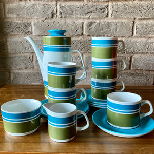 J.& G. Meakin Studio Coffee Set - Elite