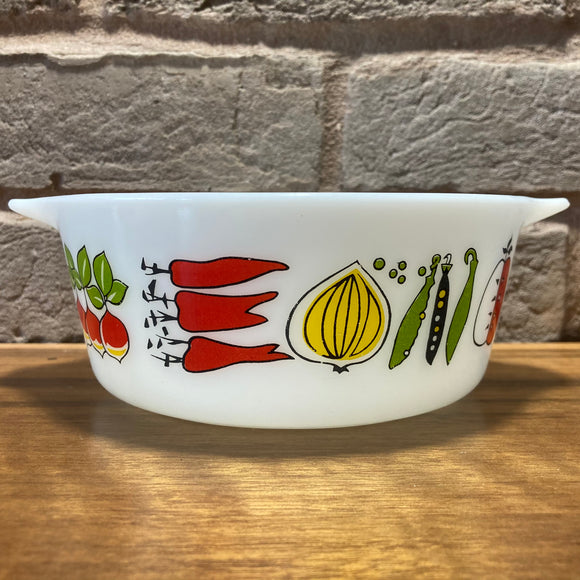 JAJ Pyrex Harvest Junior Spacesaver Casserole (middle of 3)