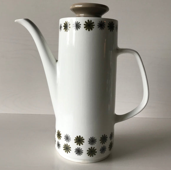 J.& G. Meakin Studio Coffee Pot - Allegro