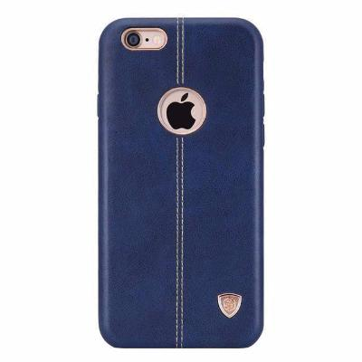 Iphone (6/6S/6 Plus/6S Plus/7 & 7 Plus) Luxury Vintage Magnetic Leather Back Case Navy Blue / For Tekgq