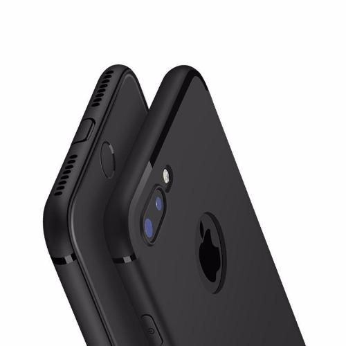Luxury Matte Soft Silicon Case For Iphone (6 6S Plus 7 Plus) Tekgq
