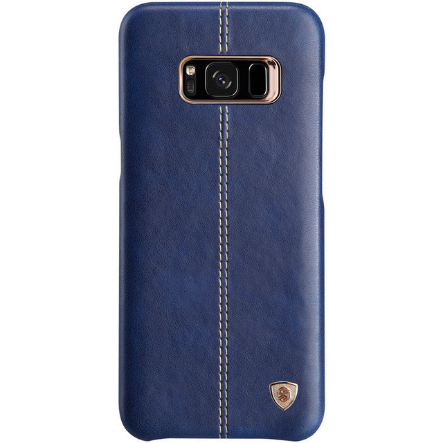 Vintage Leather Samsung Galaxy S8/S8 Plus Case