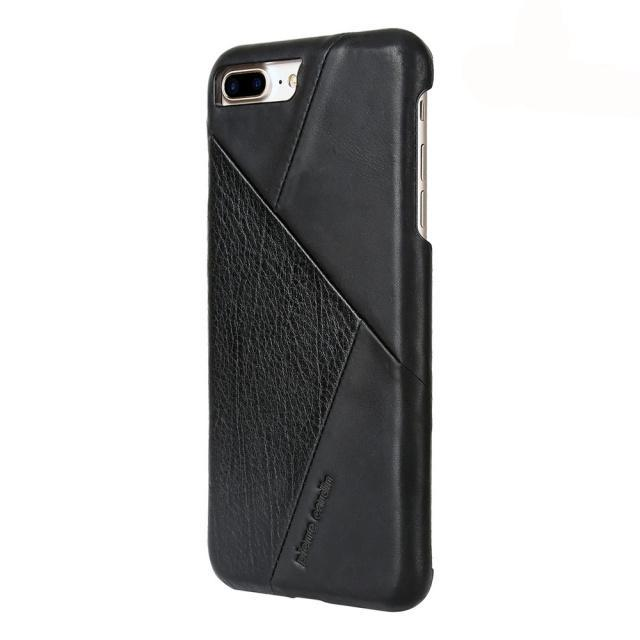 Slim Protective iPhone 8 Plus Leather Case - TekGQ