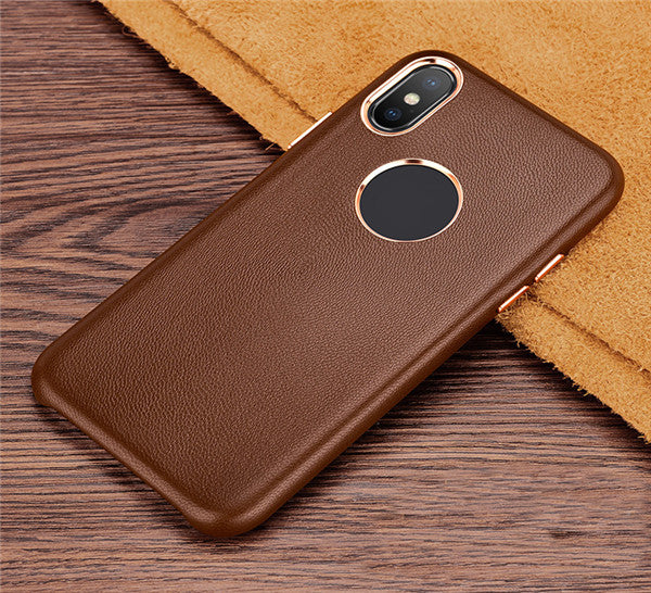 Compatible with iPhone 6 and iPhone 6s Plus, this design features Plain, Matte, Business and ultra slim and thin style. Designed to protect your case from dirt. Made with ultra slim light weight genuine sheepskin leather.