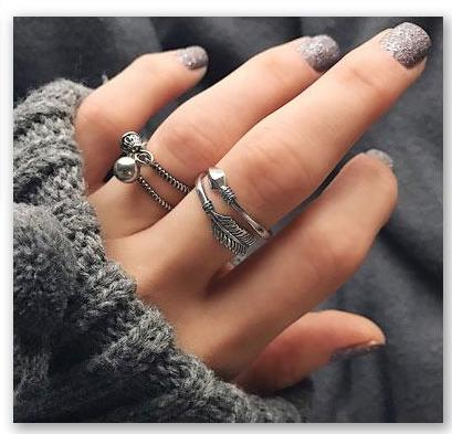 Cupid Arrow Ring