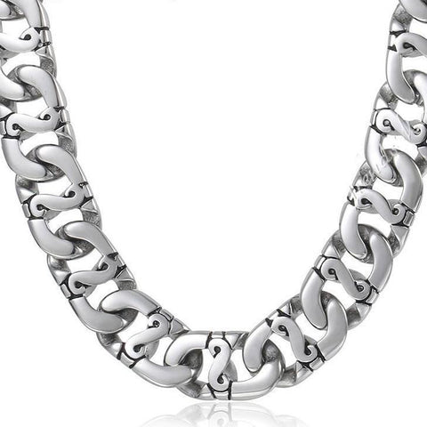 Men's Stainless Steel Fashion Chain
