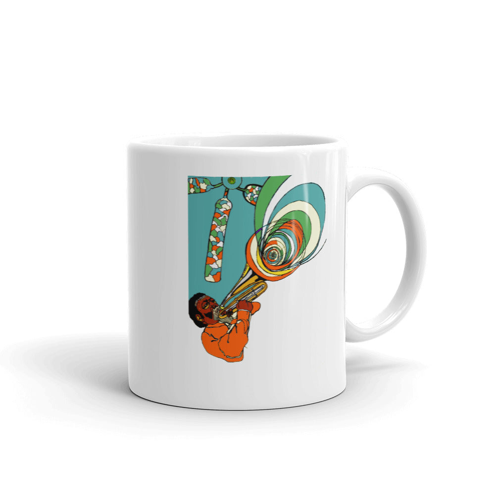 """Church!"" Ceramic Mug"