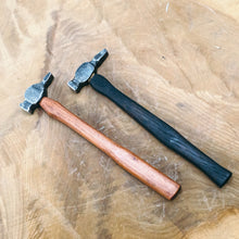 Hand forged cross peen hammer