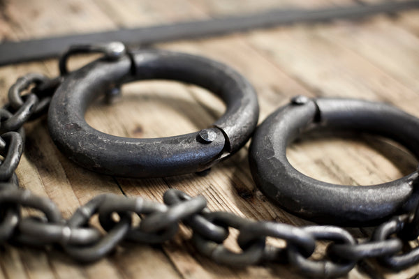 Dungeon Wrist Shackles