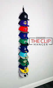 The Clip Hanger (Black or White)