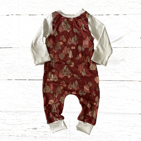 Hansel & Gretel Holiday Romper