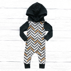 The Chevy Hooded Romper