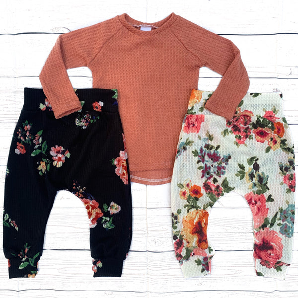 The Fall Flora Collection Joggers