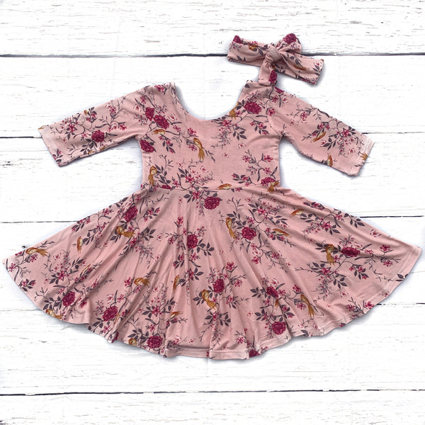 Miss Grace Twirl Dress